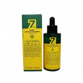May Island 7 Days Secret Centella Cica Serum - Сыворотка для проблемной кожи