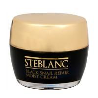 Black Snail Repair Moist Cream - Увлажняющий крем для лица с муцином Черной улитки