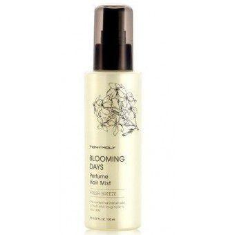TonyMoly Blooming Days Perfume Hair Mist Fresh Breeze - Мист-спрей для волос парфюмированный