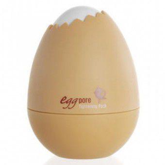 TonyMoly Egg Pore Real Egg Jelly - Крем-гель для очищения и сужения пор