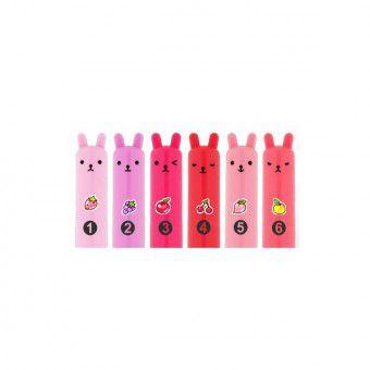 TonyMoly Petit Bunny Gloss Bar 05 - Увлажняющая помада-бальзам для губ