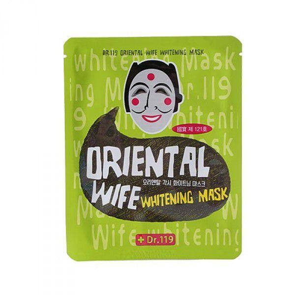 Dr.119  Wife whitening Mask - Маска осветляющая
