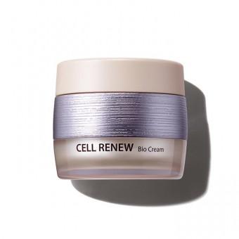 The Saem Cell Renew Bio Cream - Крем со стволовыми клетками