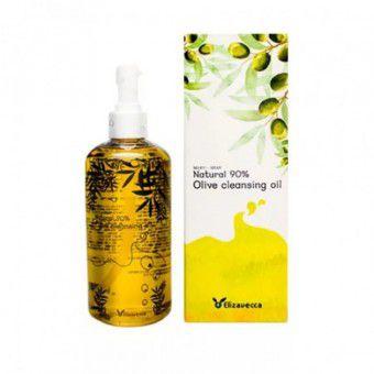 Elizavecca Natural 90% Olive Cleansing Oil - Гидрофильное масло с натуральным маслом оливы