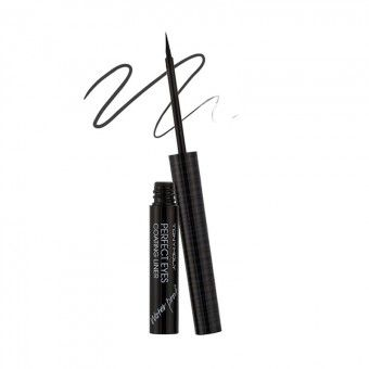 TonyMoly Perfect Eyes Coating Liner Waterproof 01 Real Black - Водостойкая подводка для глаз