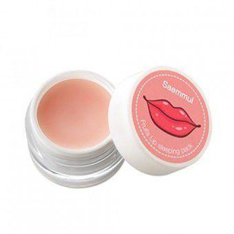 The Saem Saemmul Fruits Lip Sleeping Pack - Ночная маска для губ