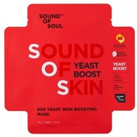 Yeast Skin Boosting Mask - Маска для лица дрожжевая стимулирующая