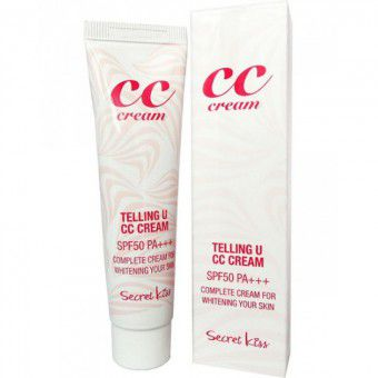 Secret Key Telling U CC Cream - Увлажняющий СС-крем