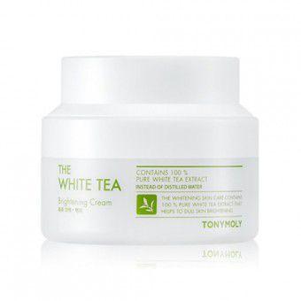 TonyMoly The White Tea Brightening Cream - Осветляющий крем для лица
