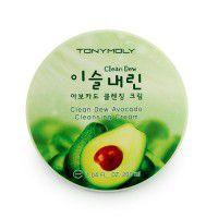 Clean Dew Avocado Cleansing Cream - Крем для умывания с экстрактом авокадо