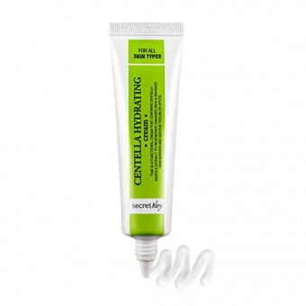 Secret Key Centella Hydrating Cream - Крем для проблемной кожи