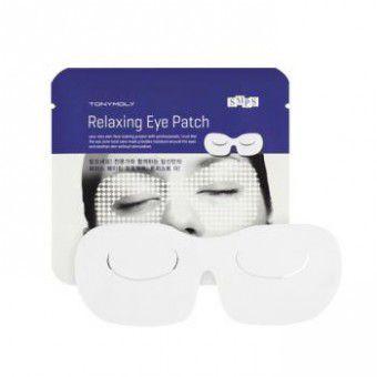 TonyMoly Trust Me Relaxing Eye Patch - Патчи для глаз расслабляющие