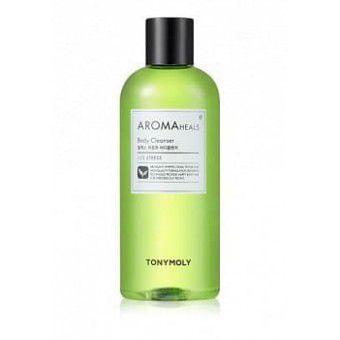 TonyMoly Aroma Heals Body Cleanser 1/2 Stress - Гель для душа антистрессовый