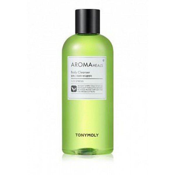 Aroma Heals Body Cleanser 1/2 Stress - Гель для душа антистр
