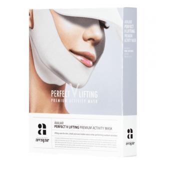 "Avajar Perfect V Lifting Premium Activity Mask - Лифтинговая маска ""Activity"" с SPF защитой"