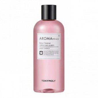 TonyMoly Aroma Heals Body Cleanser Sweet Energy - Гель для душа антистрессовый