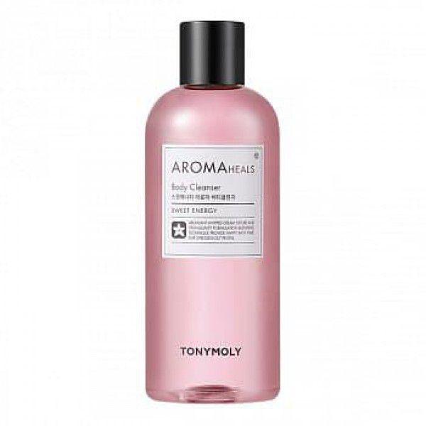 Aroma Heals Body Cleanser Sweet Energy - Гель для душа антис
