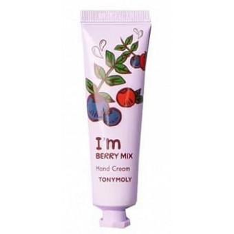 TonyMoly I'm Berry Mix Hand Cream - Крем для рук с ягодным миксом