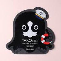 Tako Pore One Shot Nose Pack -  Маска - пластырь от черных точек