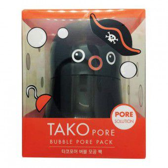 TonyMoly Tako Pore Bubble Pore Pack - Пузырьковая маска