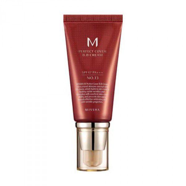 Missha M Perfect Cover BB Cream №21 SPF42/PA+++ - ББ крем