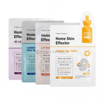 TonyMoly Home Skin Effetor Ringor Oil Mask - Маска для лица для сухой кожи