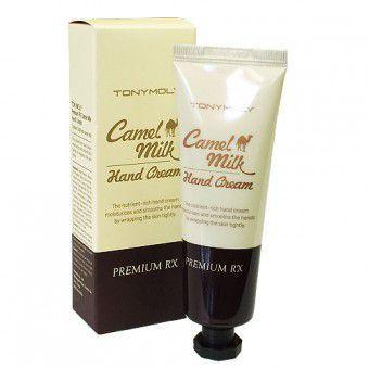 TonyMoly Premium RX Camel Milk Hand Cream - Крем для рук с верблюжьим молоком
