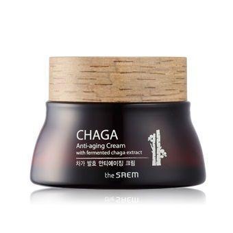 The Saem Chaga Anti-aging Cream - Антивозрастной крем
