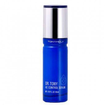 TonyMoly Dr. Tony Ac Control Serum - Интенсивная сыворотка для ухода за кожей склонной к жирности и появлению акне