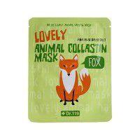 Dr.119 Lovely Anymal Collastin Mask - Маска омолаживающая