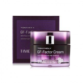 TonyMoly Timeless GF-Factor Cream - Крем с GF фактором