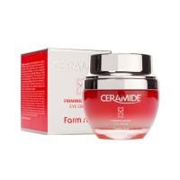 Ceramide Firming Facial Eye Cream - Укрепляющий крем с керамидами для кожи вокруг глаз