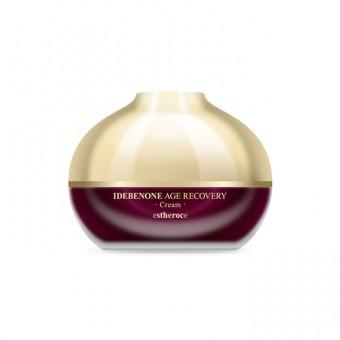 Deoproce Estheroce Idebenone Age Recovery Cream - Антивозрастной крем с экстрактом гибискуса