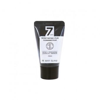 May Island Secret Peptide 8 Plus Cleansing Foam - Пенка с 8 пептидами