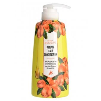 Welcos Around Me Damage Argan Hair Conditioner - Кондиционер для волос с экстрактом арганы