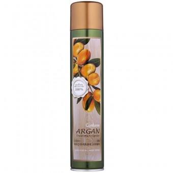 Welcos Confume Argan Treatment Spray - Лак для волос с аргановым маслом