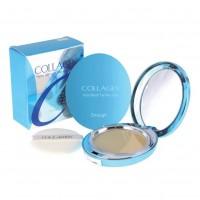 Collagen Hydro Moisture Two Way Cake SPF 25 PA+++ (№23) - Пудра для лица увлажняющая с коллагеном (№23)