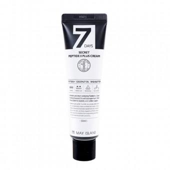 May Island Secret Peptide 8 Plus Cream - Крем для лица с 8 пептидами