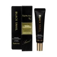 Black Snail Premium Rolling Eye Serum - Сыворотка-роллер с муцином черной улитки для кожи вокруг глаз