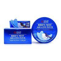 Birds Nest Aqua Eye Patch - Гидрогелевые патчи с экстактом ласточкиного гнезда