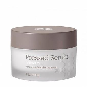 Blithe Pressed Serum Velvet Yam - Спрессованная увлажняющая сыворотка