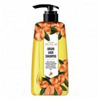 Around me Damage Argan Hair Shampoo - Шампунь с экстрактом арганового масла