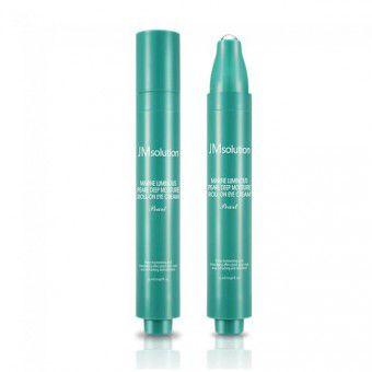 JM Solution Marine Luminous Pearl Deep Moisture Roll-On Eye Cream - Крем-роллер для век с морскими минералами