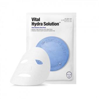 Dr.Jart+ Dermask Water Jet Vital Hydra Solution - Увлажняющая маска с гиалуроновой кислотой