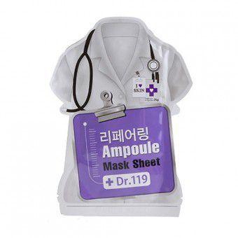 Baviphat Dr.119 Repairing ampoule mask - Маска восстанавливающая