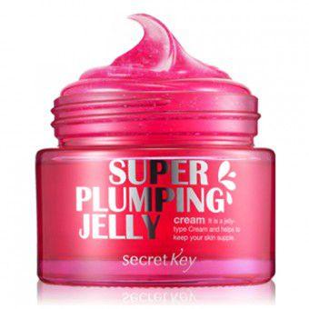 Secret Key Super Plumping Jelly Cream - Омолаживающий крем