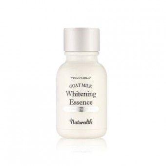 TonyMoly Naturalth Goat Milk Whitening Essence - Эсенция на основе козьего молока