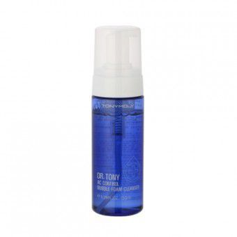 TonyMoly Dr. Tony Ac Control Bubble Foam Cleanser - Пузырьковая пенка для проблемной кожи
