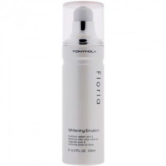 TonyMoly Floria Whitening Emulsion - Осветляющая эмульсия для лица