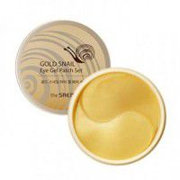 Gold Snail Eye Gel Patch Set - Патчи для глаз